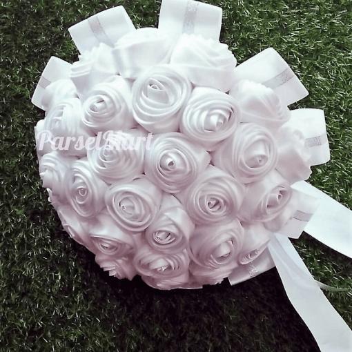 jual buket bunga pengantin