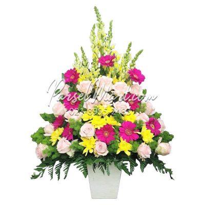 bunga-meja-selamat